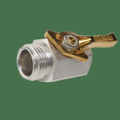 Dramm Aluminum Shut Off Valve 73301