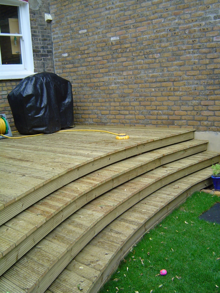 Decking  Garden Gurus  Creative Landscape Construction