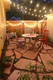 beautiful small patio design