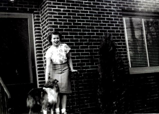 Shirley Johnson, namesake of SW Shirley Lane