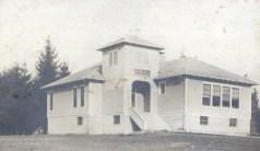 Garden Home School 1912