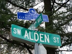 Alden, 80th