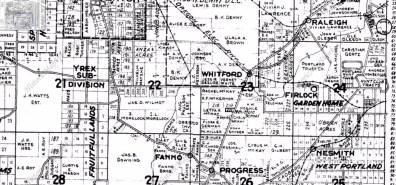 1928 Washington County Atlas page 4