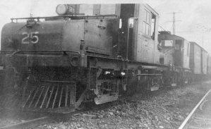 Oregon Electric - track construction 3