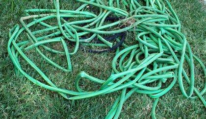 garden hose kinks how to fix them - Garden Hose