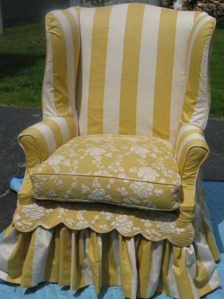 Slipcover your furniture 1