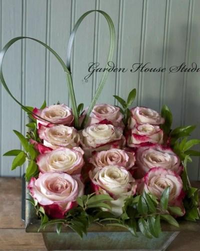 Valentine Flowers-Thinking Outside the Vase