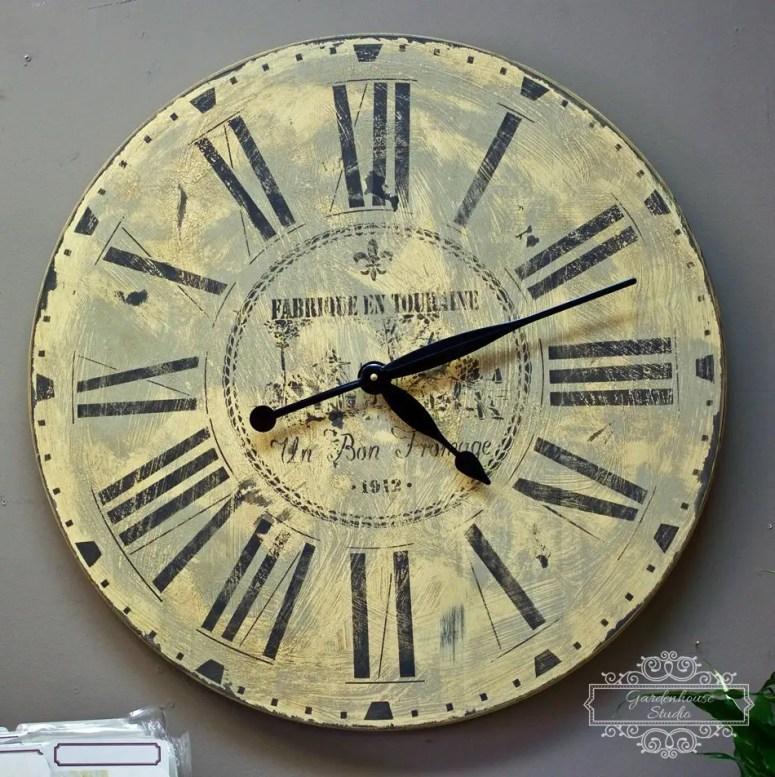 Old World Clock DIY