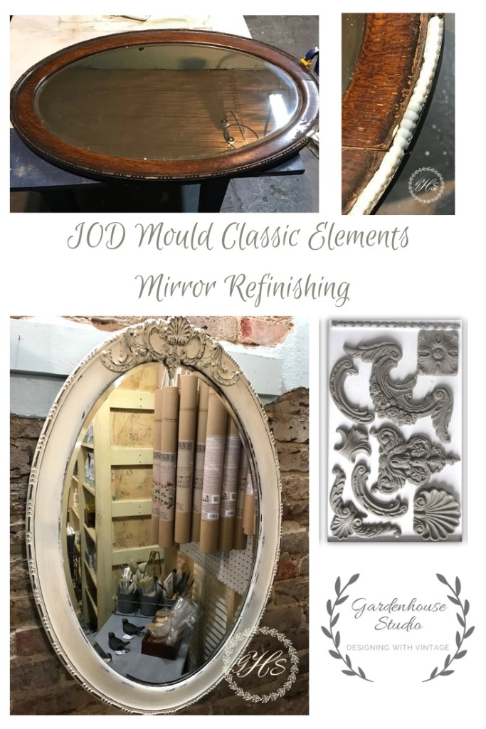 IOD Mould Classic Elements Mirror Refinishing