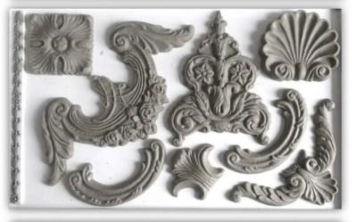 IOD Moulds Classic Elements