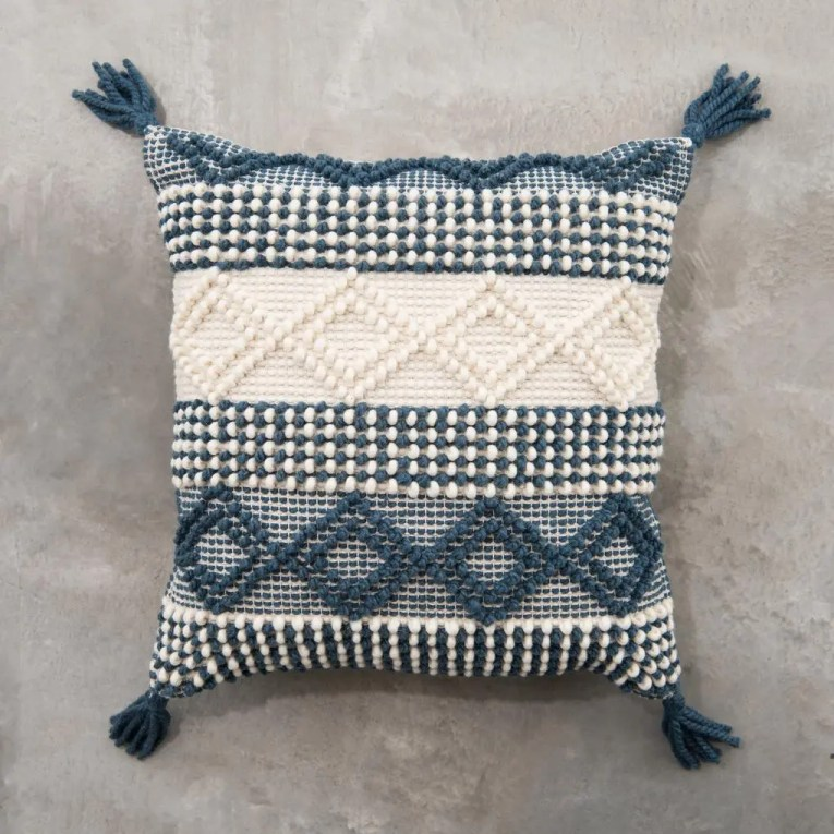 Magnolia Home Knock-Off Pillow