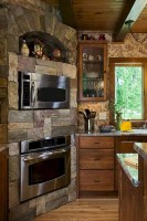 23+ Stunning Rustic Kitchen Island Ideas   Page 13 of 25