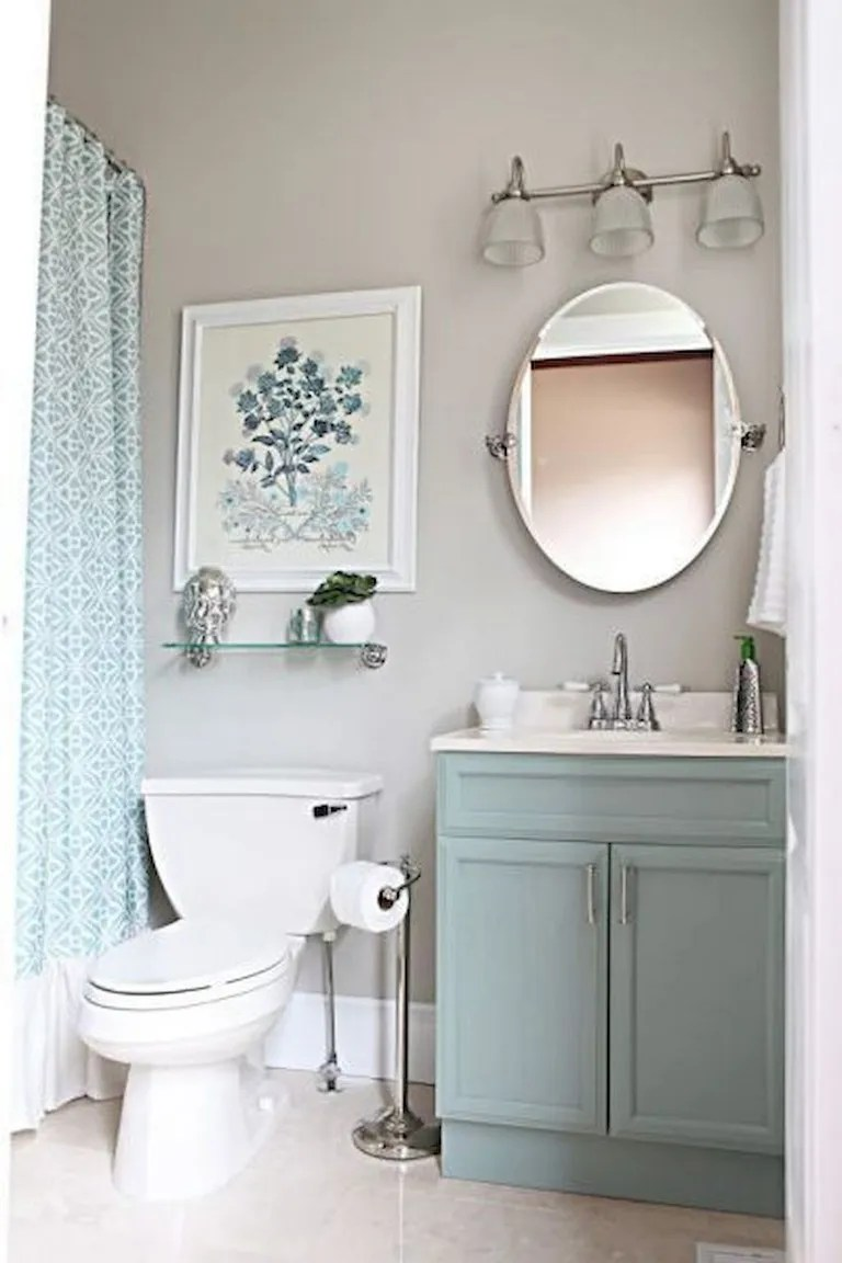 80+ Luxury Small Bathroom Decorating Ideas - Page 4 of 82