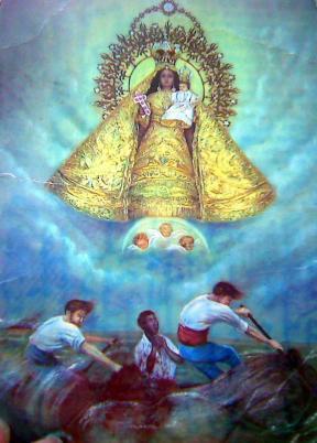 Virgen de la Caridad del Cobre in Cuba