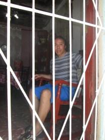 Robert S. Hung en Carretera del Morro Santiago de Cuba