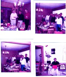 Robert S. Hung's After Christmas Birthday Graduation Party: December 30, 1999