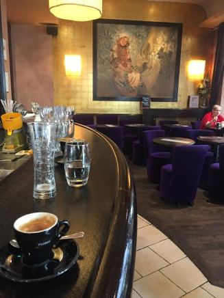Mucha Cafe