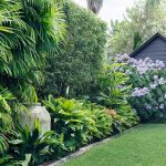 30 Amazing and Beautiful Tropical Garden Ideas (15)