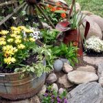 40 Beautiful Front Yard Rock Garden Landscaping Ideas (14)