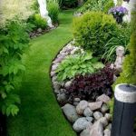 40 Beautiful Front Yard Rock Garden Landscaping Ideas (16)
