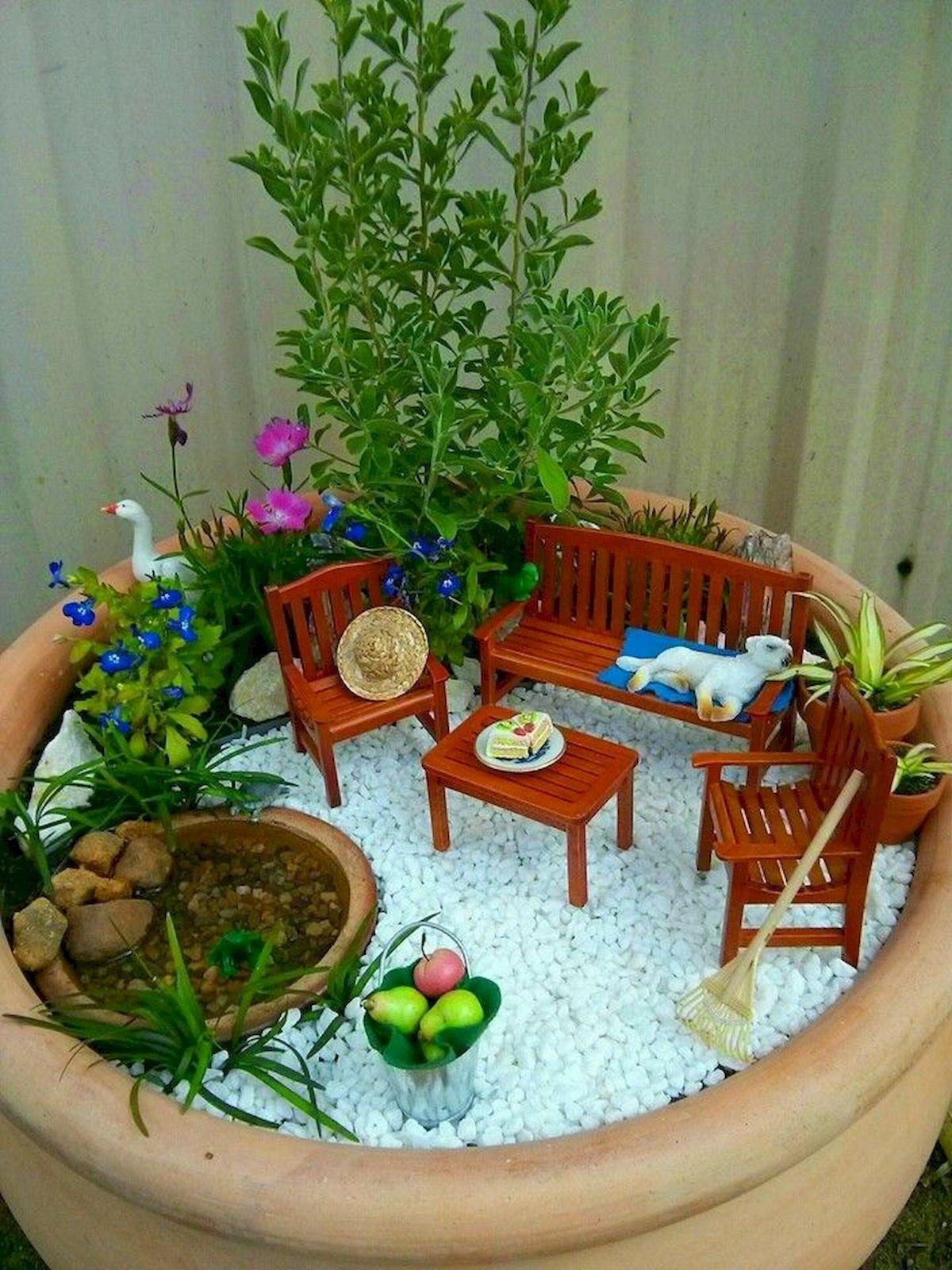 40 Beautiful Indoor Fairy Garden Ideas (36)
