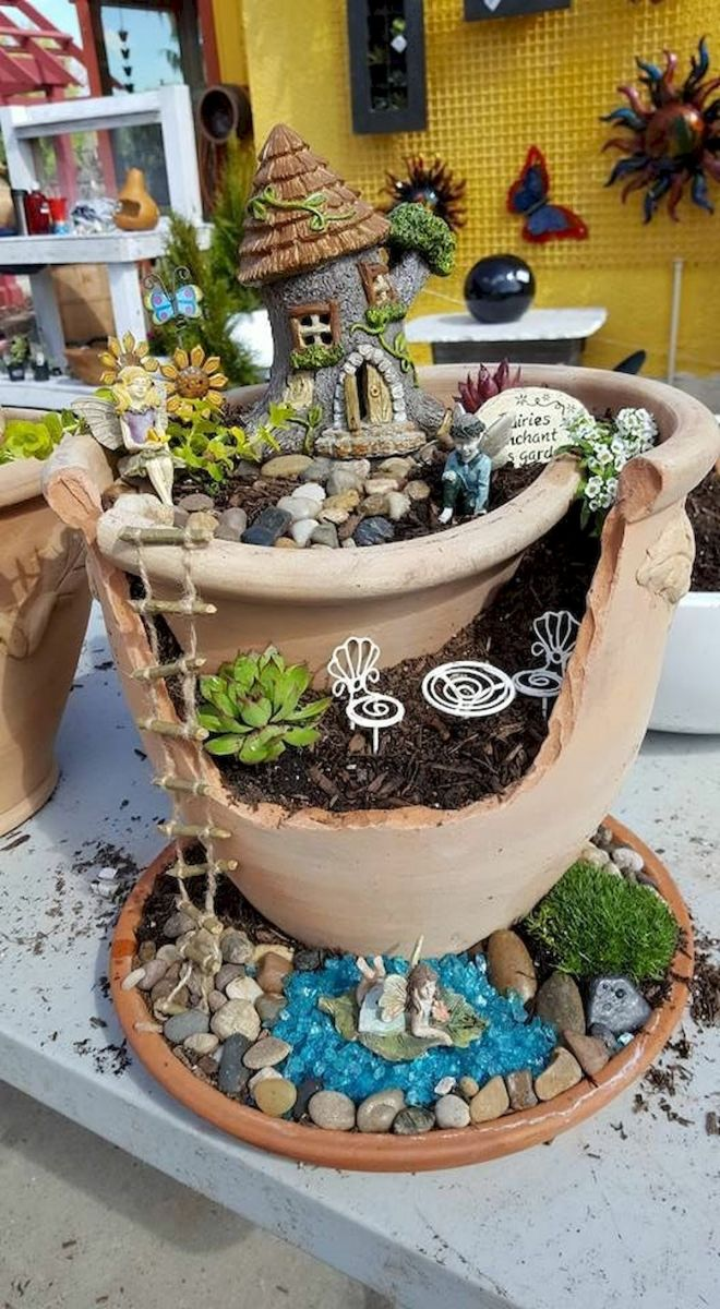 40 Beautiful Indoor Fairy Garden Ideas (9)