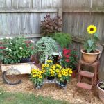 44 Fresh Small Garden Ideas For Backyard (12)