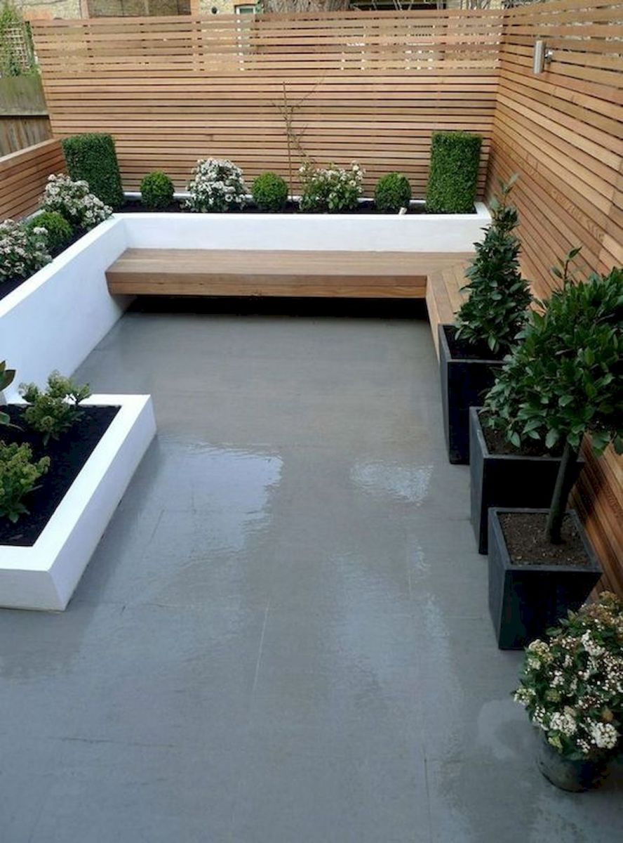 44 Fresh Small Garden Ideas for Backyard (14)