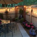 44 Fresh Small Garden Ideas For Backyard (41)