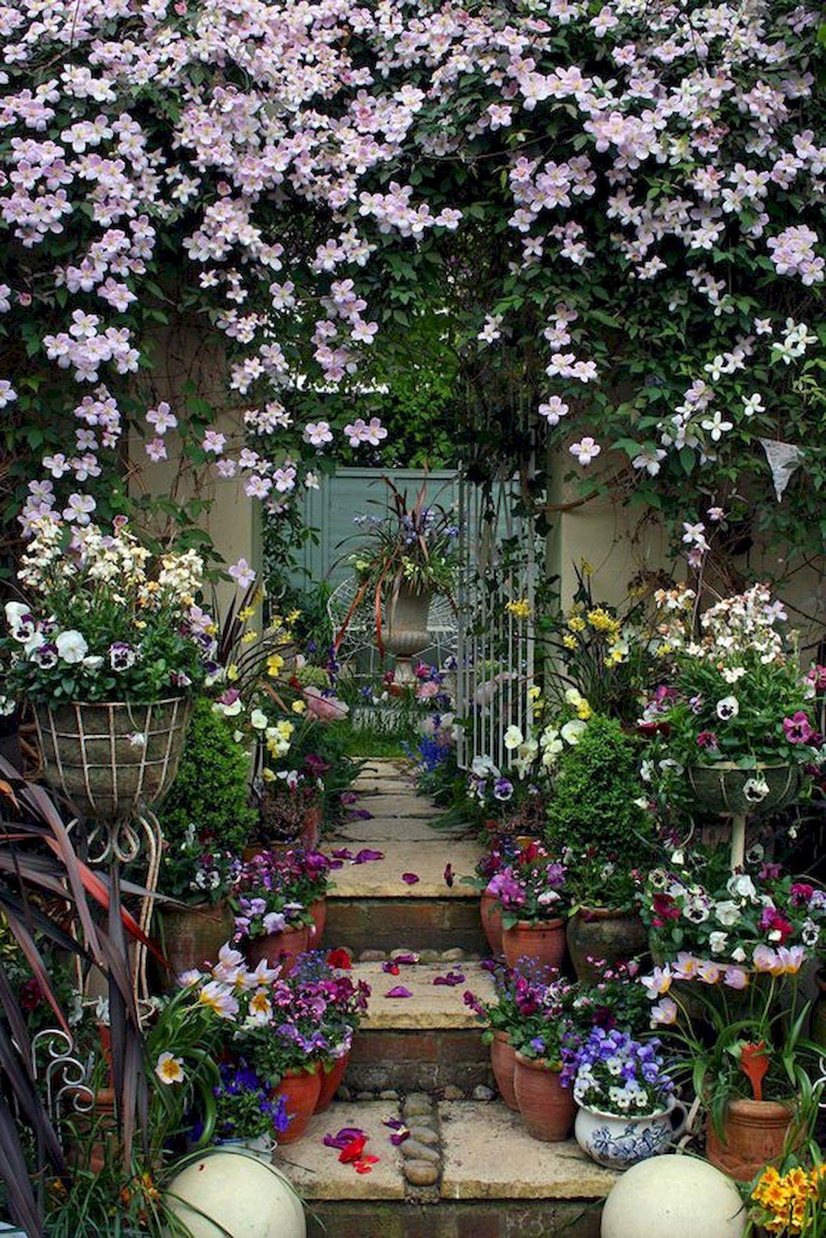 55 Beautiful Flower Garden Design Ideas (26)