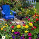 55 Beautiful Flower Garden Design Ideas (28)