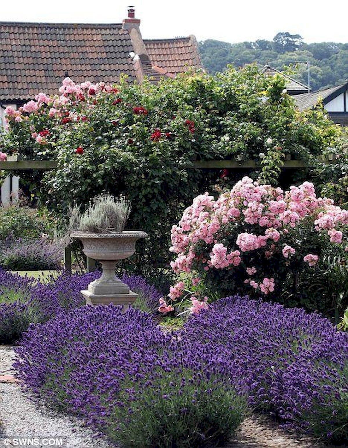 55 Beautiful Flower Garden Design Ideas (30)