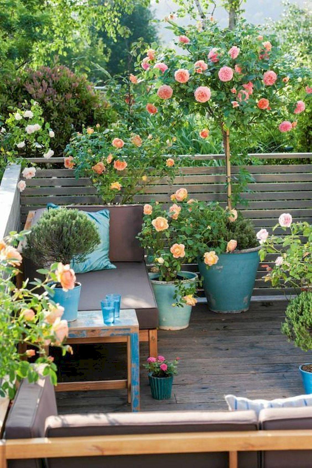 55 Beautiful Flower Garden Design Ideas (40)