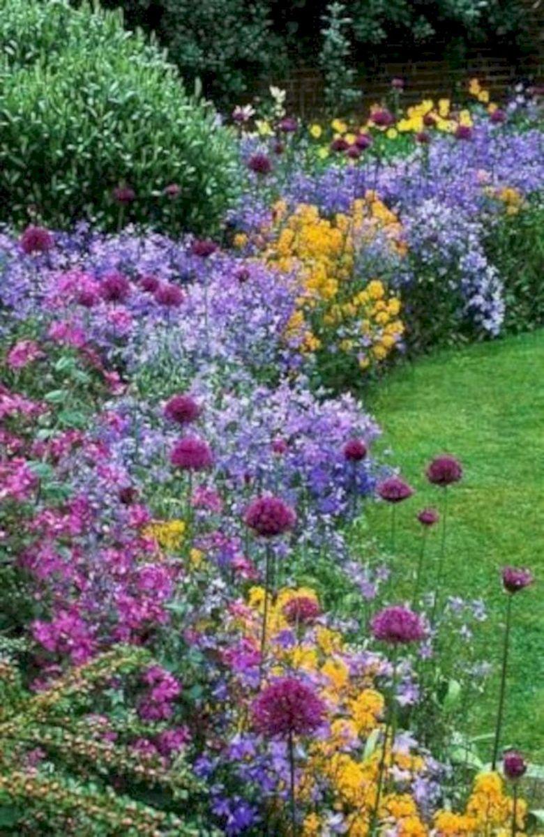 55 Beautiful Flower Garden Design Ideas (48)