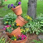 60 Unique DIY Garden Art From Junk Design Ideas (21)