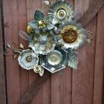 60 Unique DIY Garden Art From Junk Design Ideas (43)