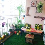 70 Awesome Small Garden Ideas for Apartment (44)