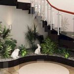 40 Awesome Indoor Garden Design Ideas That Look Beautiful (31)