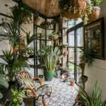 40 Awesome Indoor Garden Design Ideas That Look Beautiful (39)