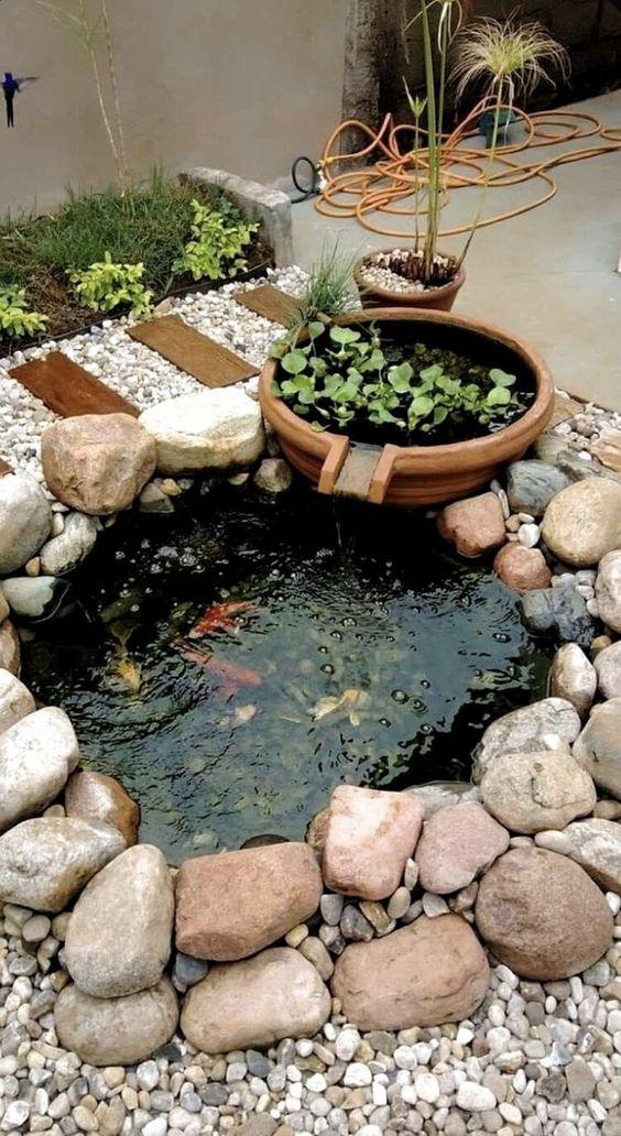 20 Awesome Backyards Japanese Garden Design (2)