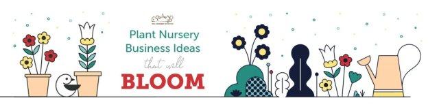 Nice plant nursery business ideas