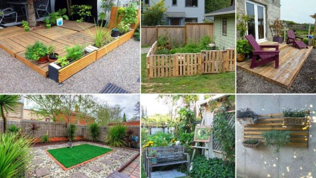 Gorgeous garden design ideas on a budget