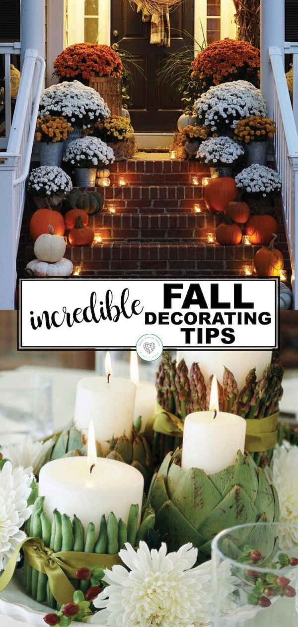 Top fall decor ideas