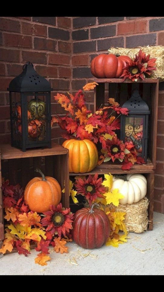 Fantastic Indoor Fall Decorations