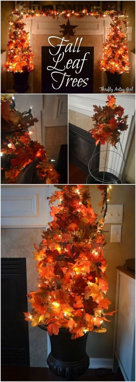 Amazing fall decor ideas diy