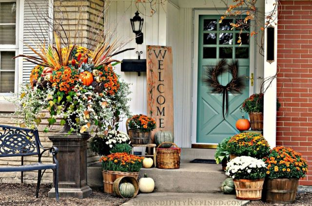 Amazing fall decor ideas
