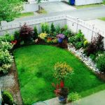 Adorable Simple Small Backyard Landscaping Ideas