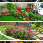 Awesome Backyard Flower Bed Ideas