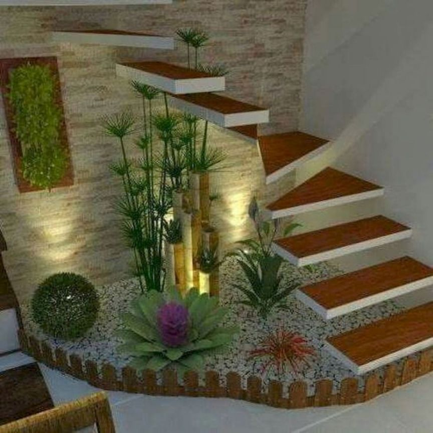 Awesome Interior Garden Design Ideas