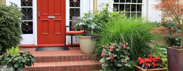 Gorgeous  small front garden ideas terraced house